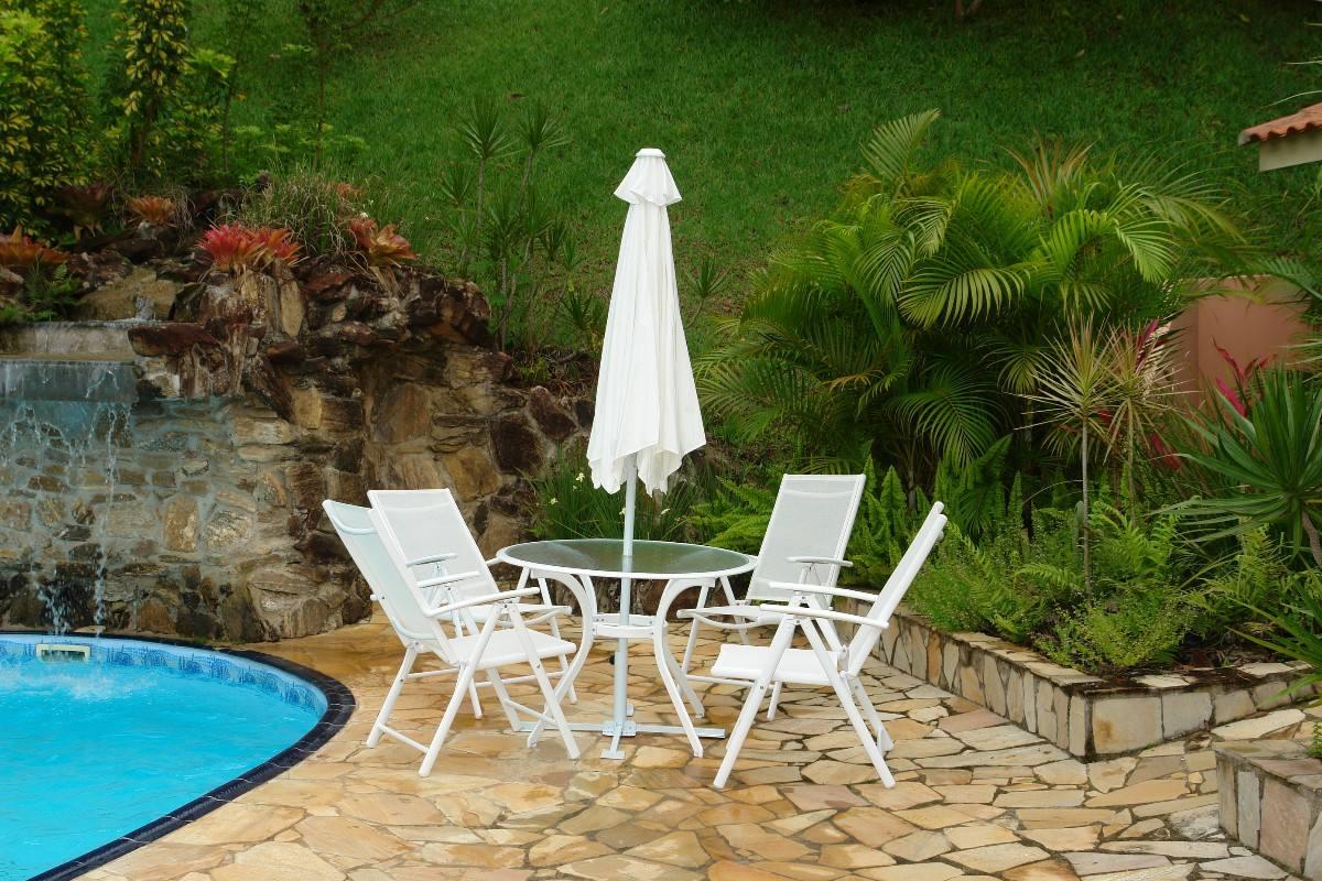 Ombrelone milano 2 5 mts garden nautika guarda sol piscina for K sol piscinas