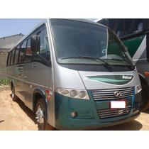 Betur-microonibus Volare W8, Rodoviario, Ano 2006.