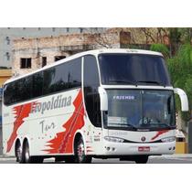 Onibus Ld Semi Leito Scania 2002 44 Lugares Apenas R$310.000