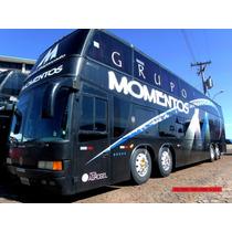 Onibus Scania Dd1800 K113 4 Eixos Top Preparado Banda/dupla
