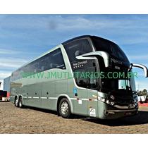 Paradiso Ld 1600 G7 Ano 2013 Volvo B420 R 3 Eixos Jm Cod.141