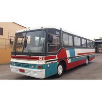 Onibus Rodov. Busscar Ellbus 320 / Mb1318 / 49 Lug / 1990