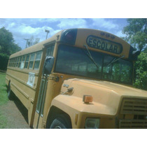 Onibus Escolar Americano Original Completo Food Truck