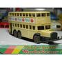 Miniatura Onibus Ma Berliner Bus Double Deck Ho 1:87 Wiking