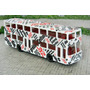 Onibus Man Sd 200 Double Decker Ho 1:87 Wiking