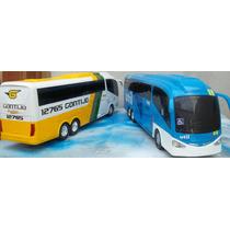 Ônibus Rodoviário Viação Gontijo / Para Enfeitar Sua Estante