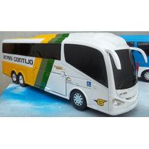 Viação Gontijo Ônibus Em Miniatura / Ônibus Da Gontijo