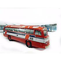 Onibus Mercedes Benz O321 Viação Catarinense Ho 1/87 Hbm