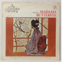 Lp As Grandes Óperas - Nº 13 - Puccini - Madama Butterfly -