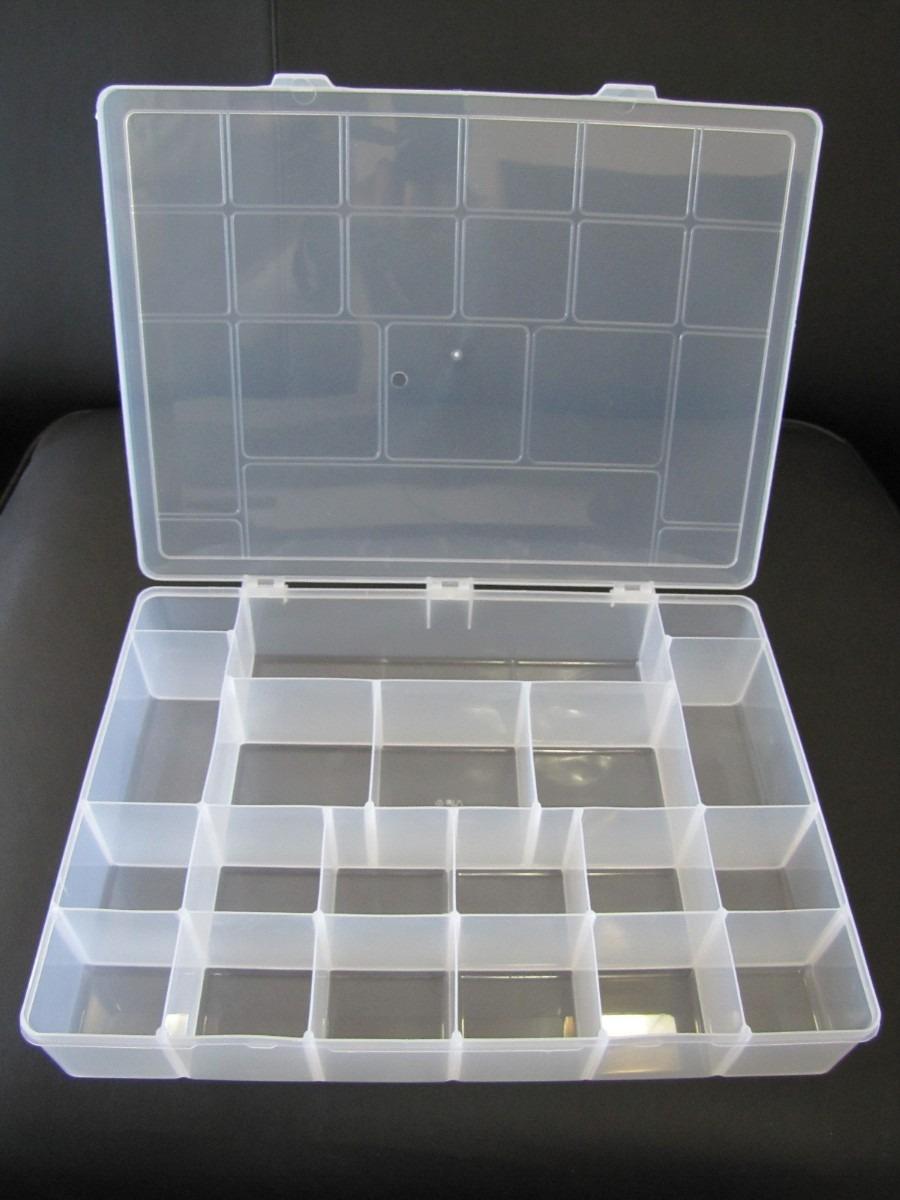 Organizador g g pl stico porta objeto inform tica - Organizador de bolsas de plastico ...