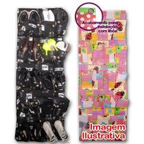 Organizador Calçados - Sapateira Porta, Parede, Armário
