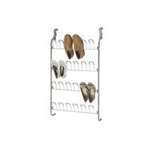 Organizador De Porta - Sapateira Alumínio 59x16x102,5cm
