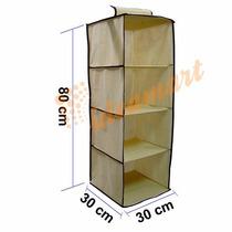 Organizador Porta Roupa Multi-uso 80cmx30cmx30cm B1- Dt14