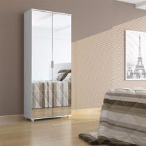 Sapateira C/portas Espelhadas Roma-móveis Jaci-compre Móveis