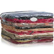 Saco À Vácuo Protetor Organizador Roupa Cobertor 60 X 80