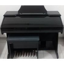 Orgão Harmonia Hs 200 49 Teclas Preto Brilho. Jubi Orgãos !!