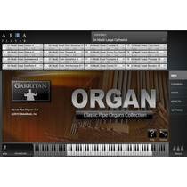 Vst Garriatan Classic Pipe Organ