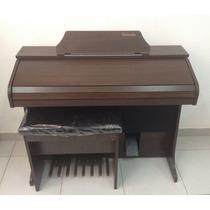 Órgão Eletrônico Harmonia Hs 50.qualidade É Na Jubi !