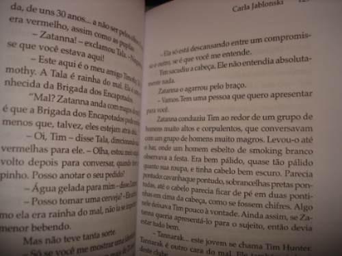Os Livros Da Magia - O Convite - Carla Jablonksi Neil Gaiman
