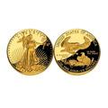 Moeda Ouro Banhado 24k 1 Oz Liberty Usa Fine Gold Coleção