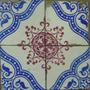 Painel De Azulejos Antigos