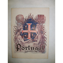 Antiga Revista Suplemento Portugal Nº 16 1926