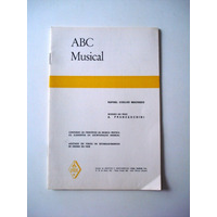 Metodo Para Piano/ Teoria Musical/ Abc Musical