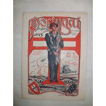 Antiga Revista Suplemento Portugal Nº 15 1926