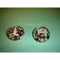 Pesos De Escrivana Antigos Em Murano