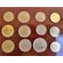 Lote 12 Antigas Moedas Uruguaias (dinheiro, Antiguidade)