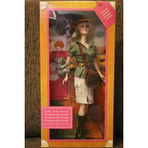 Barbie Collector Mundo Australia Mattel No Brasil