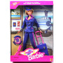 Barbie Collector Pilot Piloto / Aeromoça 1997