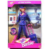 Barbie Collector Pilot Piloto / Aeromoça 1997