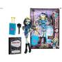 Boneca Monster High - Frankie Stein - Viagem Scaris