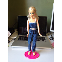 Boneca Barbie Mattel Inc. 1999/98 Indonesia