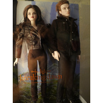 Barbie & Ken Giftset * Twilight Amanhecer 2 * Bella & Edward
