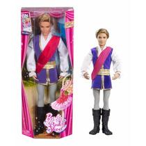 Barbie Boneco Ken Príncipe Sapatilhas Mágicas - Importado