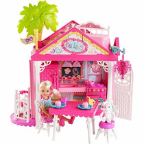 Barbie Family Casinha Da Chelsea Mattel