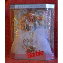 Barbie Happy Holidays 1992 * Promocao * Nao Gravida * Brasil