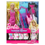 Boneca Barbie Moldes Fashions X7892 - Mattel