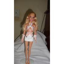 Boneca Barbie Da Mattel 1999 Indonesia