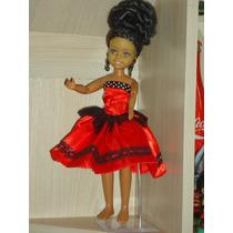 Boneca Familia Da Barbie Mattel Indonésia