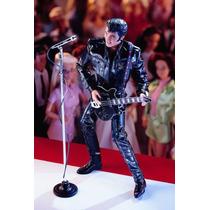 Boneco Elvis Presley 68 Tv Special * By Mattel Barbie * Nrfb