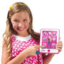 B Book Pad Organizador Interativo Da Barbie Conecta Mp3