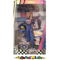 Mattel Barbie 50th Anniversary Nascar