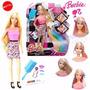 Boneca Barbie - Cabelo Com Luzes Coloridas - Mattel