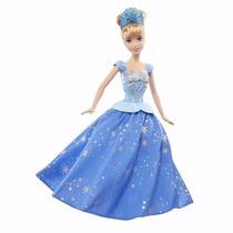 Boneca Princesa Disney Cinderela Frete Grátis Twirling Gira