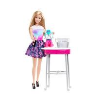 Barbie Family - Cão Banho De Cores - Mattel