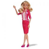 Bonecas Barbie Quero Ser Presidente X2930
