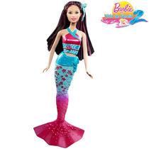 Barbie Vida De Sereia 2 Kattrin Ásia Mattel -w2905